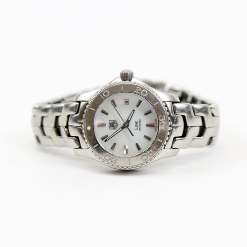 Tag Heuer WJ1313-O Link Women's Quartz, Stainless Steel Watch