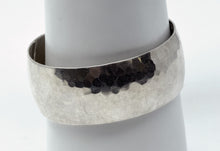 Load image into Gallery viewer, Reed & Barton X622 Hand Wrought Vintage Sterling Cuff Bracelet