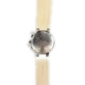 LOUIS VUITTON Sapphire Tambour Lovely Cup 38mm Watch