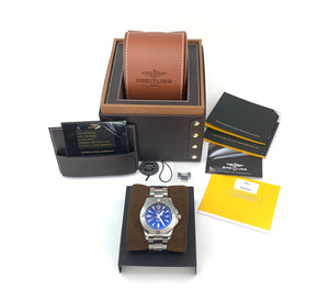 Breitling A1738811.BD44SS Colt 44mm Automatic -  Men's Watch