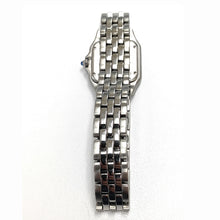 Load image into Gallery viewer, AUTHENTIC! Cartier Stainless Steel Panthere 1320 Ladies Watch