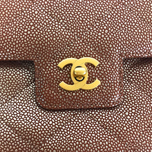 Load image into Gallery viewer, Chanel Quilted Iridescent Caviar Calfskin Flap Bag 2000-2002