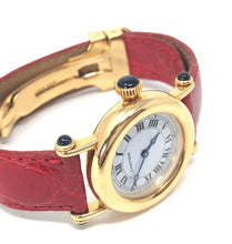Load image into Gallery viewer, Cartier Diablo 1440 18K Yellow Gold Ladies Watch