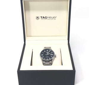 Tag Heuer Carrera Calibre 5 Date Automatic Watch Model WAR211A-1
