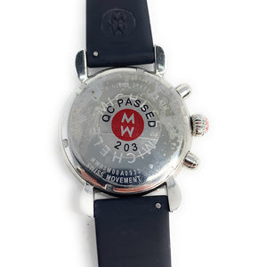 Michele CSX Day Carousel Stainless Steel Watch - MW03M00A0933