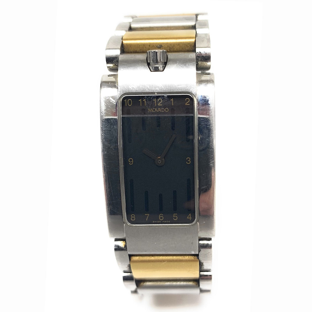 Ladies Movado Elliptica Watch - 84 H5 1431