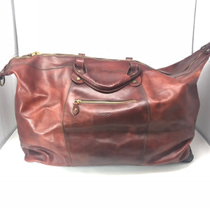 I Medici Ferenze Italian Leather Duffle Bag