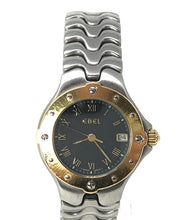 Load image into Gallery viewer, Ebel Sportwave Two Tone Watch Gold / Silver Tone
