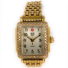 Load image into Gallery viewer, MICHELE Diamond Mini Deco Watch Ladie's Watch - MW06D01B0025