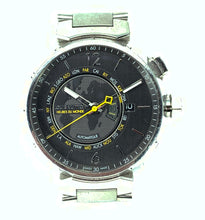 Load image into Gallery viewer, Louis Vuitton Men's Tambour Heures du Monde GMT 44mm dial Watch