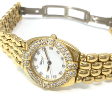 Load image into Gallery viewer, Chopard Gstaad 5229 18K Yellow Gold Diamond Bezel Quartz Ladies Watch