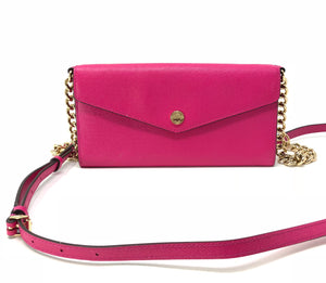 Michael Kors Pink Envelope Crossbody Handbag
