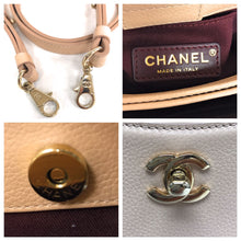 Load image into Gallery viewer, Chanel Mini Grained Calfskin Neo Executive Tote