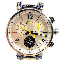 Load image into Gallery viewer, LOUIS VUITTON Sapphire Tambour Lovely Cup 38mm Watch