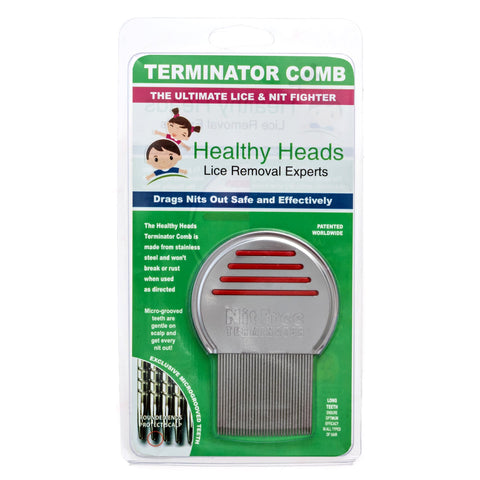 Healthy Heads Terminator Comb