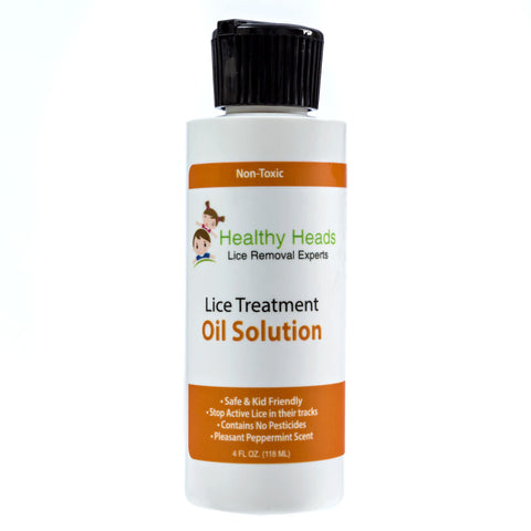 Healthy Heads Lice Treatment Oil