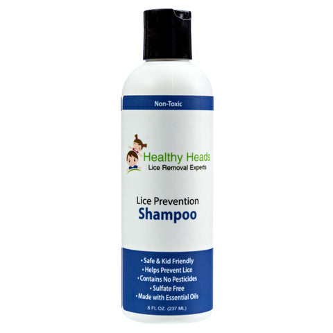 Healthy Heads Lice Prevention Shampoo
