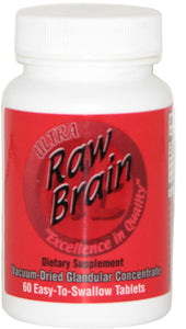 Raw Brain 200 mg