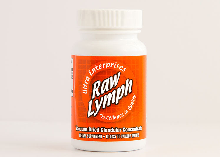 Raw Lymph 200 mg