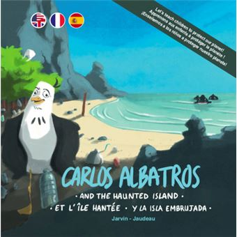 Carlos Albatros and the haunted island