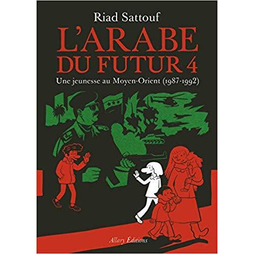 L'Arabe du Futur (vol. 4)