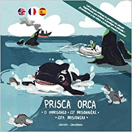 Prisca Orca is imprisoned