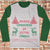MERRY CHRISTMAS YA FILTHY ANIMAL 2 Ugly Christmas Style Long Sleeve - Home Alone Movie Christmas Shirt
