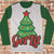 Get Lit This Holiday Ugly Christmas Style Long Sleeve - Funny Christmas Shirt