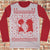 Jack Nightmare Ugly Christmas Ugly Christmas Style Long Sleeve - Nightmare Before Christmas Movie Shirt