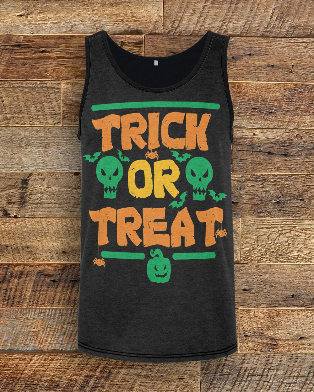 Trick or Treat Tank Top