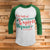 Christmas Spirit Liquor 3/4 Sleeve Raglan - Funny Christmas Shirt
