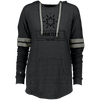 Personalized Custom Layout - Star Holloway Ladies Hooded Low Key Pullover