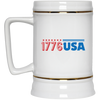 Patriotic - 1776 USA Beer Stein 22oz.