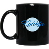 Greek Pride - Beautiful Koukla 11 oz. Black Mug
