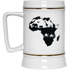 African Pride - African Continent Beer Stein 22oz.