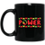 African Pride - African Power 11 oz. Black Mug