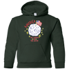 Patriotic - landing on the moon Gildan Youth Pullover Hoodie