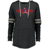 4th of July_FREEDOM Holloway Ladies Hooded Low Key Pullover