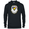 Patriotic - Eagle and Shades Delta French Terry Hoodie