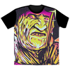 NeonHorror_10 AOTEE All Over Print T-Shirt
