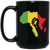 African Pride - Power Fist 15 oz. Black Mug