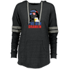 4th of July_I've been dranklin Holloway Ladies Hooded Low Key Pullover
