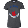 4th of July_Teddy Swolesevelt Gildan Ladies' 100% Cotton T-Shirt