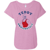 4th of July_Teddy Swolesevelt Next Level Ladies' Triblend Dolman Sleeve