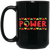 African Pride - African Power 15 oz. Black Mug