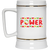 African Pride - African Power Beer Stein 22oz.