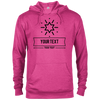 Personalized Custom Layout - Star Delta French Terry Hoodie