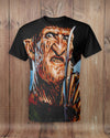 Freddy Halloween All Over Print T-Shirt
