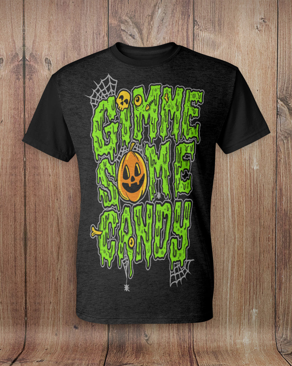 Just Give Me Some Candy All Over Print T-Shirt