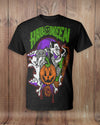 Halloween Mash-Up 2 All Over Print T-Shirt
